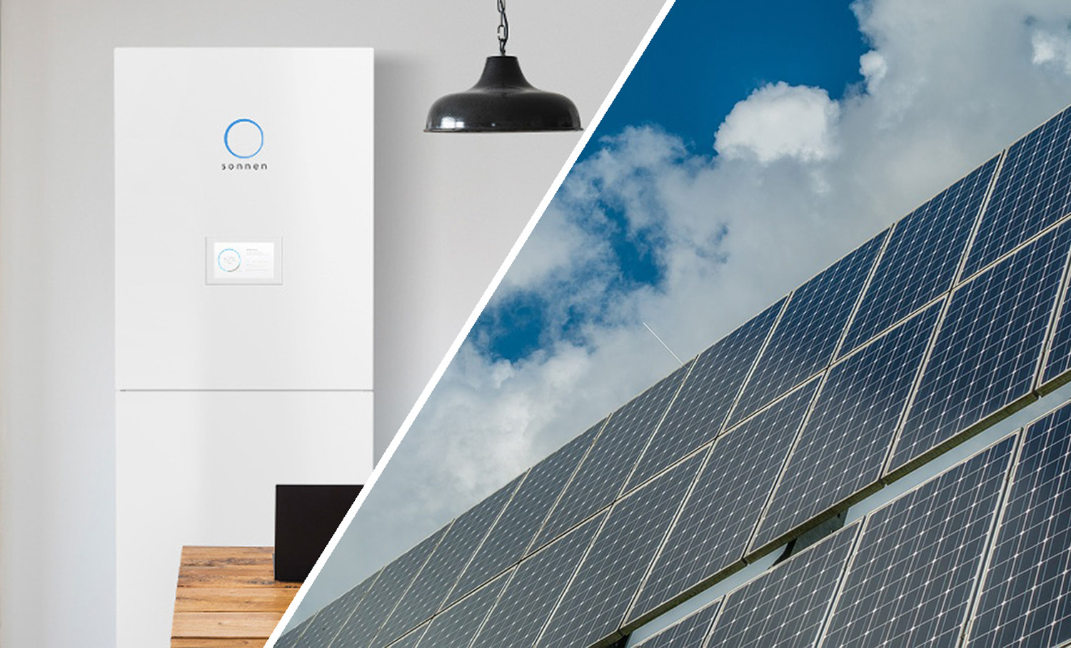 Sonnen intelligent storage systems for photovoltaic systems