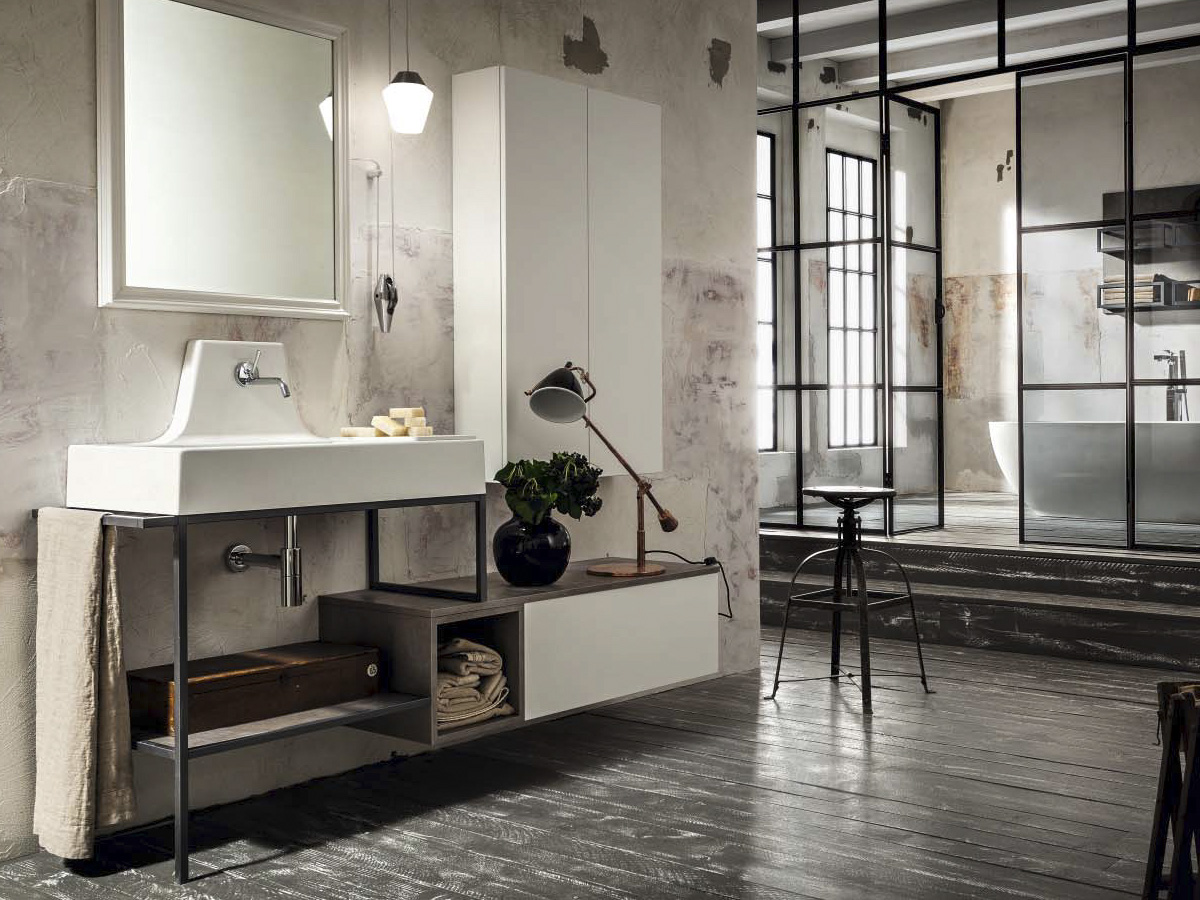 Design projects for bathrooms