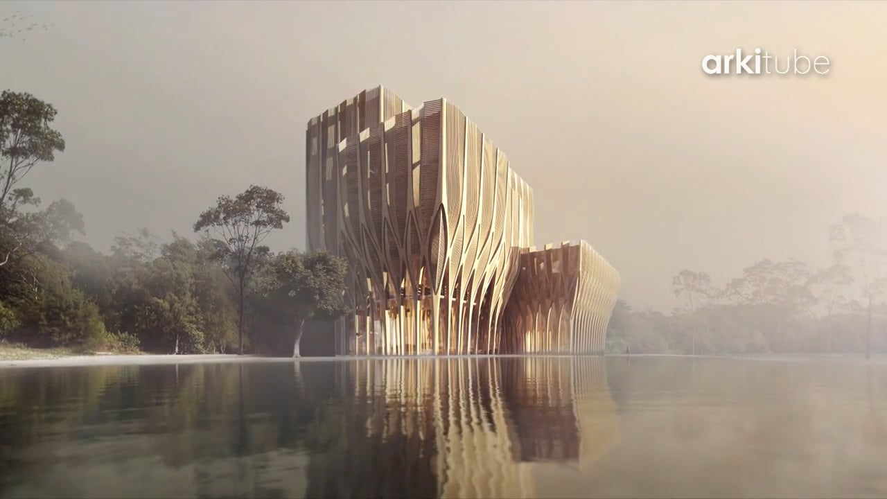 new institution and genocide memorial in the Cambodian